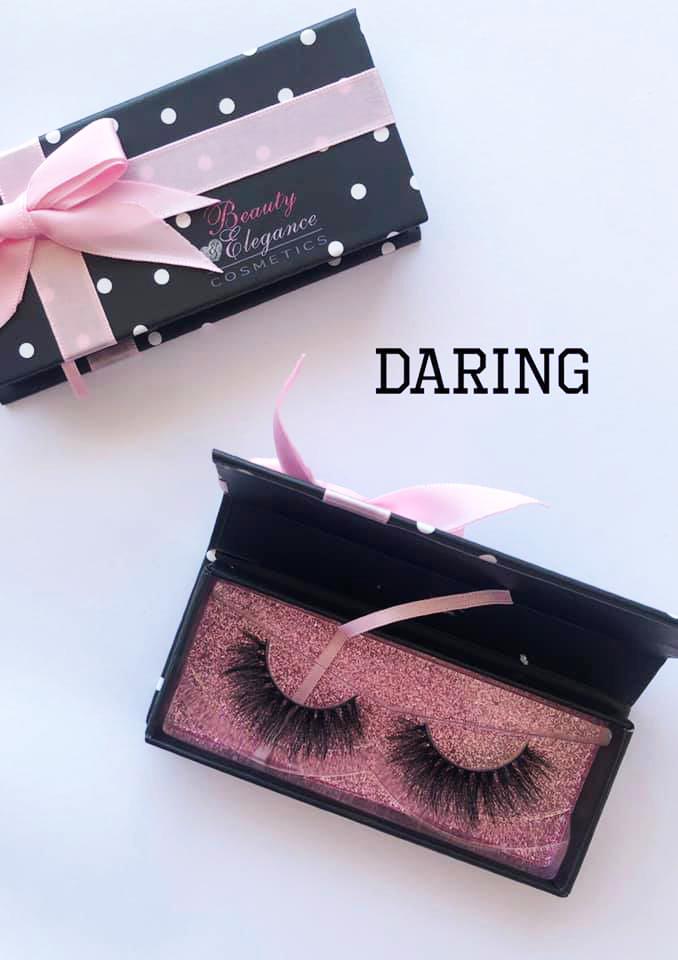 Daring Eyelashes