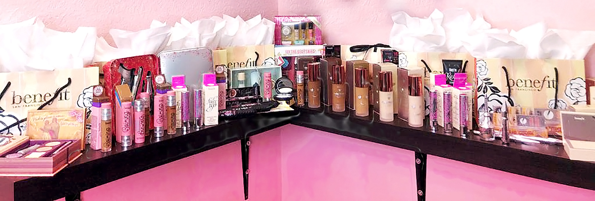 B&E Benefit Cosmetics